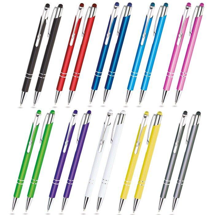 Metāla pildspalvas KD-BELLO-GR