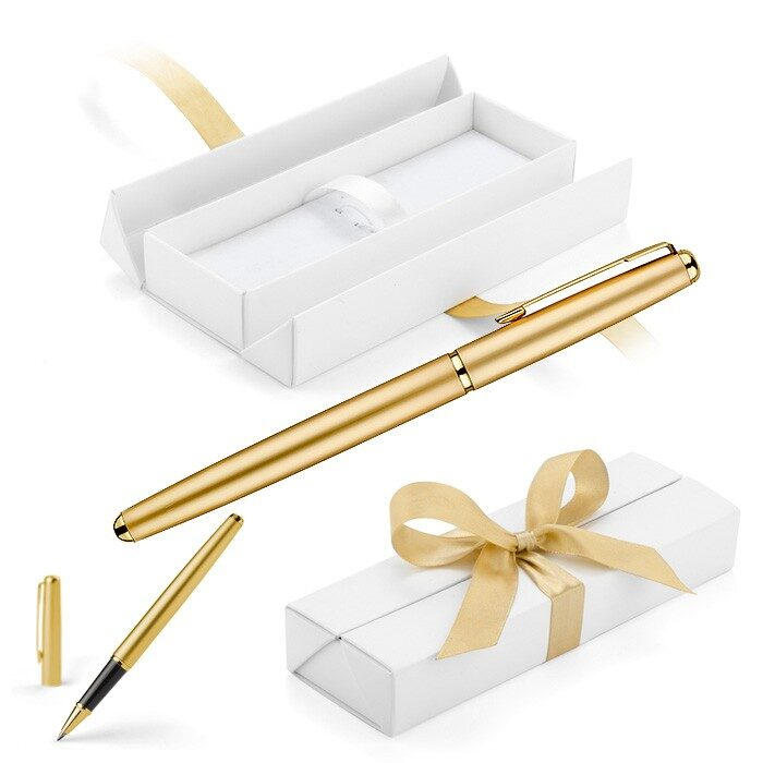 Metāla pildspalva AS19577-24-GR ar gravējumu