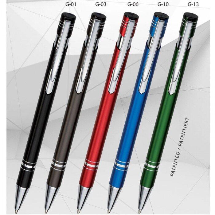 Metāla pildspalvas KD-GIANT-GR