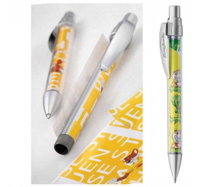 """Plastmasas pildspalva """"saliec pats"""" UP-S"""
