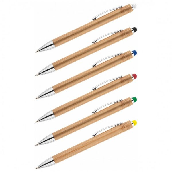 Bambusa pildspalvas ar touch uzgali AS19661-GR