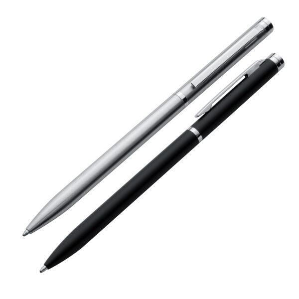 Metāla pildspalva (tievā) MC17605T