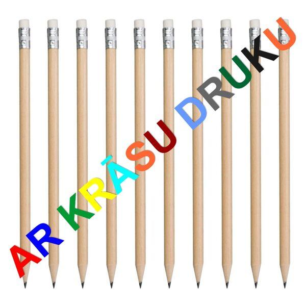 Zīmuļi ar pilnkrāsu druku R73770-KR